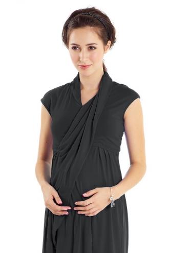 Платье Mothers en Vogue Gallery Day, черный