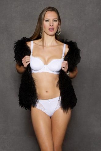 Трусики Made in Femmes Paris so Chic, белый