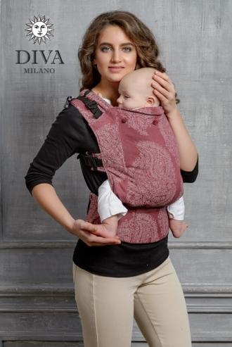 Эрго-рюкзак Diva Essenza Berry