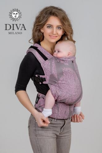 Эрго-рюкзак Diva Essenza Perla
