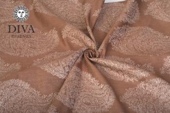 Слинг-шарф Diva Essenza, Moka Linen