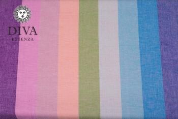 Слинг-шарф двойного диагонального плетения Diva Essenza, Porto