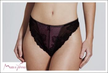 Трусики Made in Femmes Paris so Chic, черный