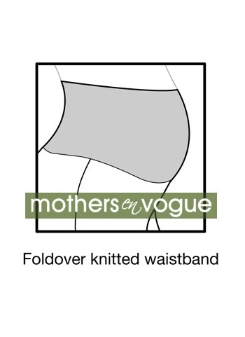 Шорты для беременных и кормящих Mothers en Vogue Boardwalk