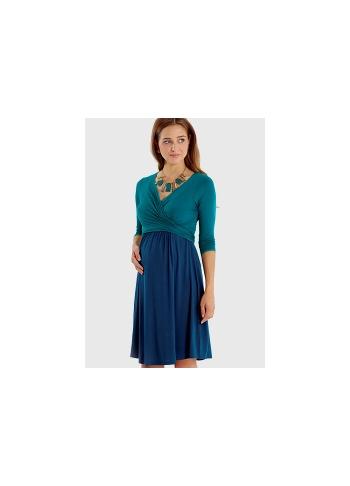 Платье Mothers en Vogue Bolero, морская волна/синий