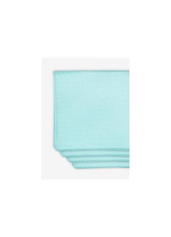 Комплект бамбуковых пеленок для новорожденных Jollein, mint