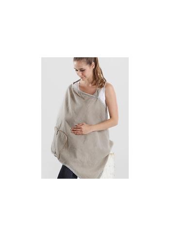Накидка для кормления Hideaway, Raw Linen