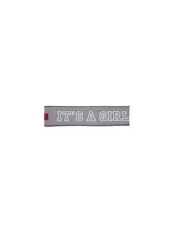 Вставка в удлинение спинки эрго-рюкзака Manduca, It's a girl (это девочка)