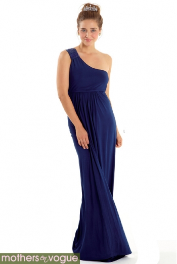 Вечернее платье для беременных и кормящих Mothers en Vogue Grand Opera