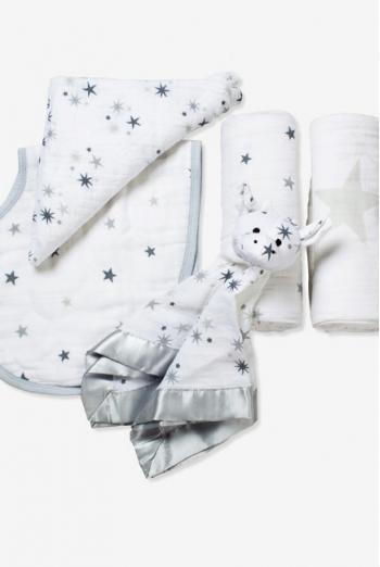 Подарочный набор для новорожденных Aden&Anais Twinkle