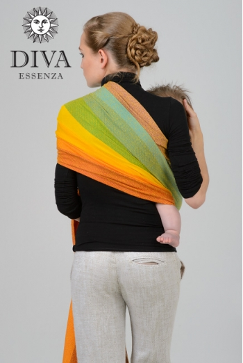 Слинг с кольцами Diva Essenza, Cedro