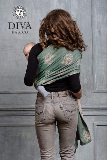 Слинг с кольцами Diva Basico, Pino