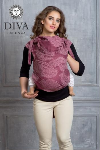 Май-слинг Diva Essenza, Berry, размер Toddler