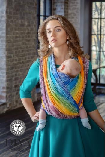 Слинг-шарф Diva Essenza, Tropico