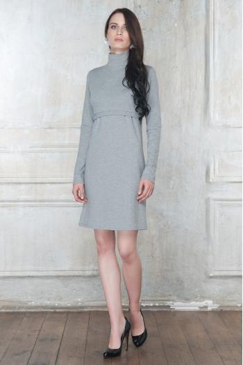Платье для кормящих Diva Nursingwear Simone, цвет Nebbia
