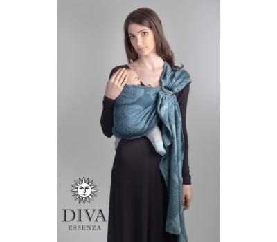 Слинг с кольцами Diva Essenza, Eclipse Linen