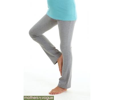 Брюки для беременных и кормящих Mothers en Vogue Foldover Yoga
