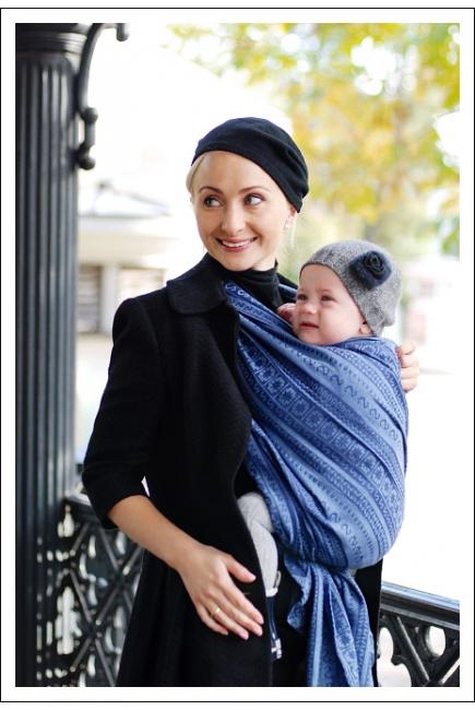 Слинг-шарф Ellevill Zara Infinity