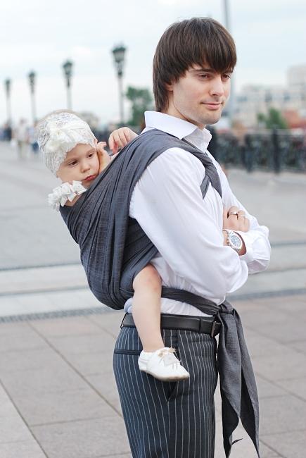 Слинг-шарф Ellevill Caelum He с шелком