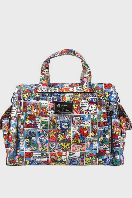 Дорожная сумка для мамы или сумка для двойни Ju-Ju-Be Be Prepared, ... a59671572f4