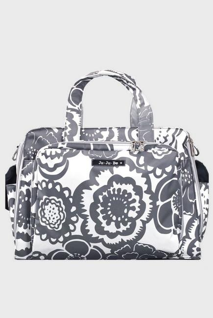 Дорожная сумка для мамы или сумка для двойни Ju-Ju-Be Be Prepared, Frosted Blossoms