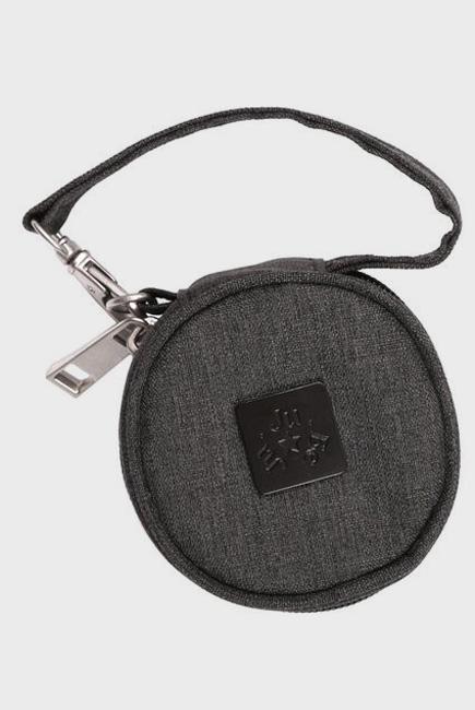 Сумочка для пустышек Ju-Ju-Be - Paci Pod, Onyx Chrome