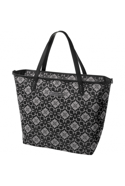 Сумка для мамы Petunia Downtown Tote: London Mist