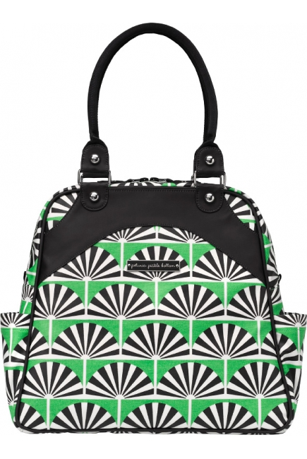 Сумка для мамы Petunia Sashay Satchel: Playful Palm Springs