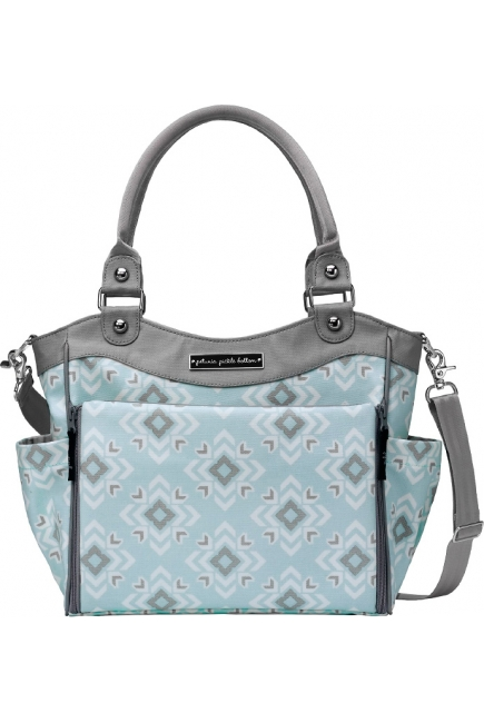 Сумка для мамы Petunia City Carryall: Sleepy San Sebastian