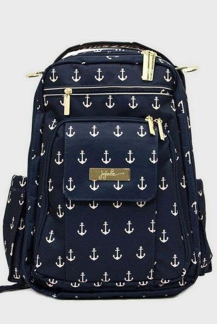 Рюкзак для мамы Ju-Ju-Be - Be Right Back, Legacy The Admiral