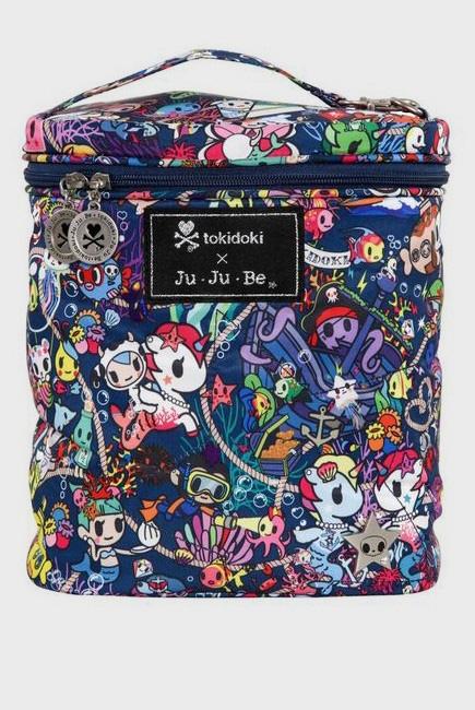 Термосумка для бутылочек Ju-Ju-Be Fuel Cell, Tokidoki Sea Punk