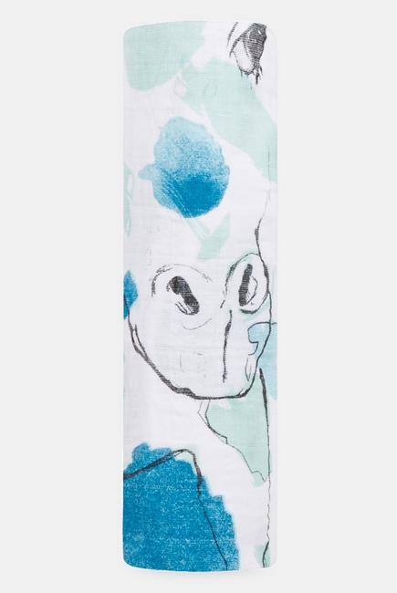 Муслиновая пеленка для новорожденных Aden&Anais, Giraffe Gaze