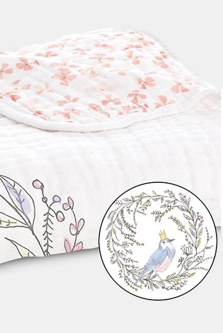 Aden&Anais одеяло муслиновое, Birdsong