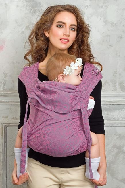 Май-слинг от 6 мес. Diva Basico Perla Toddler