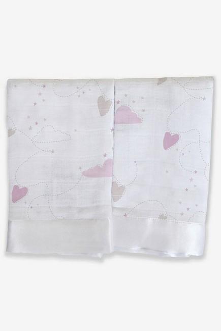 Муслиновые пеленки для новорожденных Aden&Anais маленькие, Lovely
