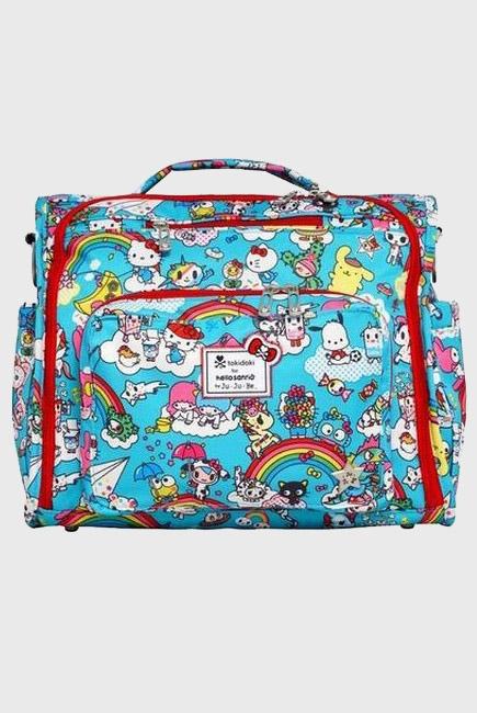Рюкзак для мамы Ju-Ju-Be BFF Rainbow Dreams