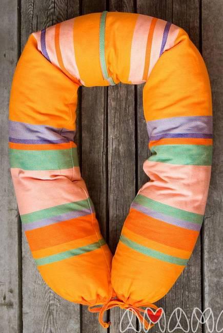 """Подушка для беременных и кормящих """"Путешественница"""", разноцветный"""