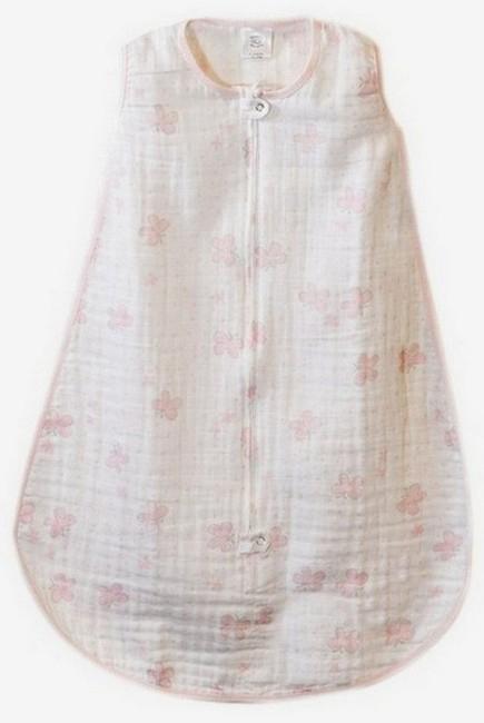 Спальный мешок SwaddleDesigns Pink Butterflies
