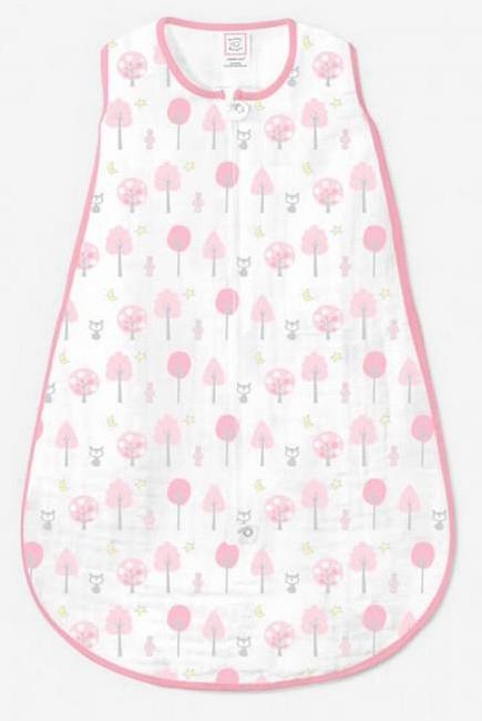 Спальный мешок SwaddleDesigns Pink Thicket