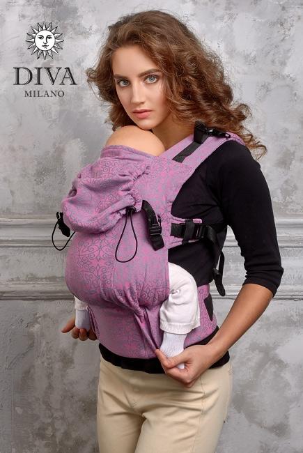 Эрго-рюкзак Diva Basico Perla