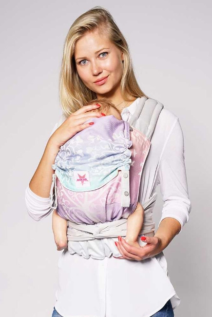 Май-слинг для новорожденных Kokadi Marie im Wunderland SL