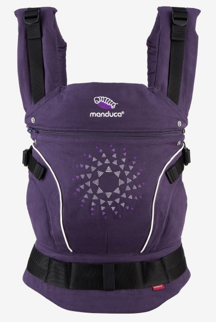 Эргорюкзак Manduca PurpleDarts (Limited Edition)