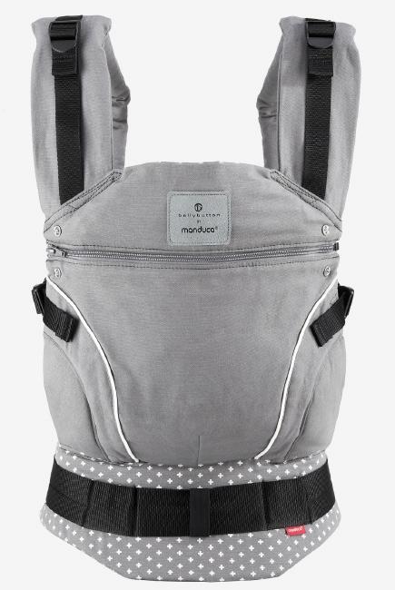 Эрго-рюкзак Manduca WildCrosses Grey (Limited Edition)