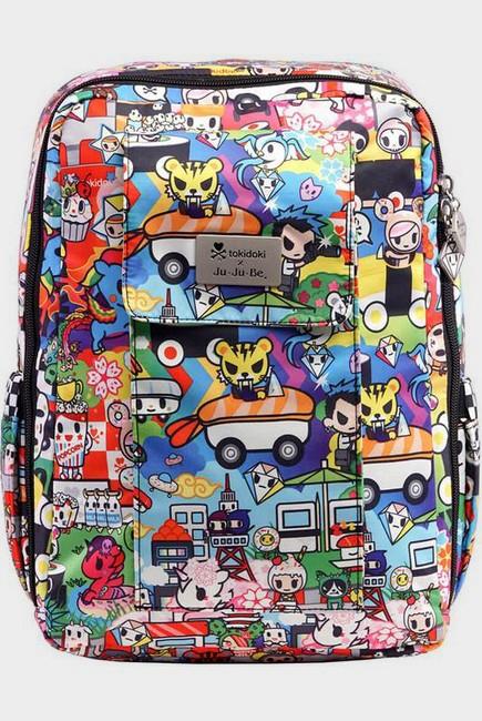 Рюкзак для мамы Ju-Ju-Be - Mini Be, Tokidoki Sushi Cars