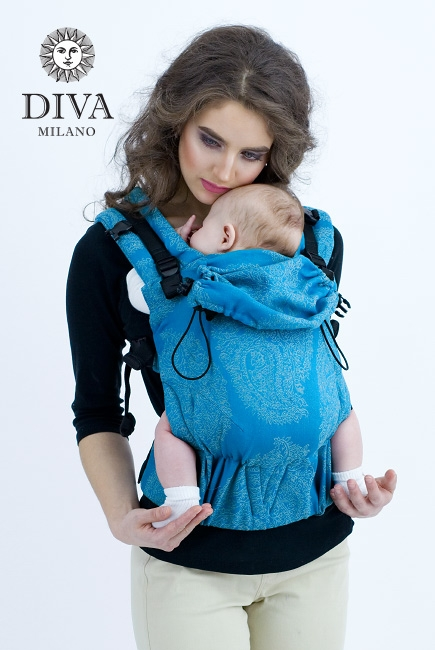 Эрго-рюкзак Diva Essenza Lago One!