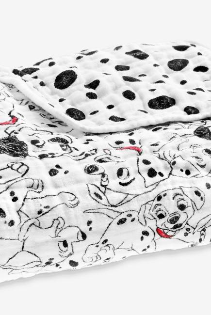 Муслиновое одеяло Aden Anais, Disney Dalmatians
