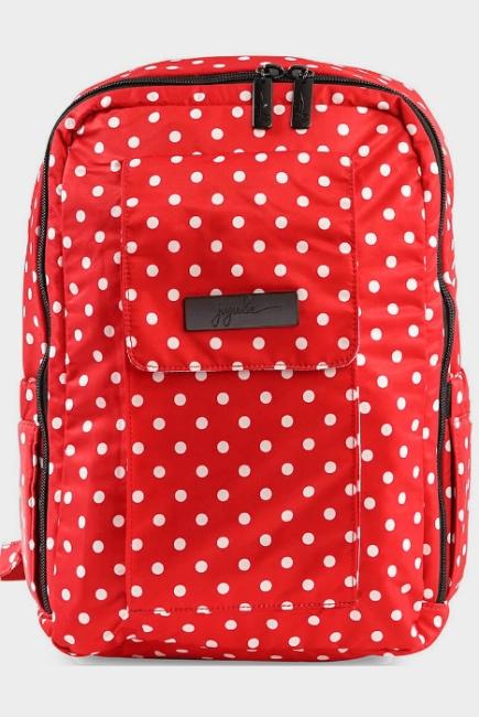 Рюкзак для мамы Ju-Ju-Be Mini Be Black Ruby
