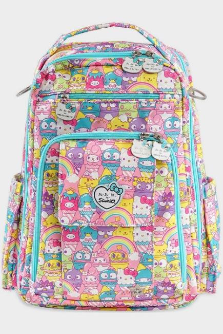 Рюкзак для мамы Ju-Ju-Be Be Right Back Hello Sanrio Sweets