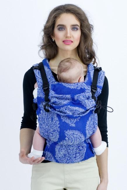 Эрго-рюкзак Diva Essenza Azzurro One!