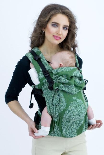 Эрго-рюкзак Diva Essenza Pino One! с бамбуком